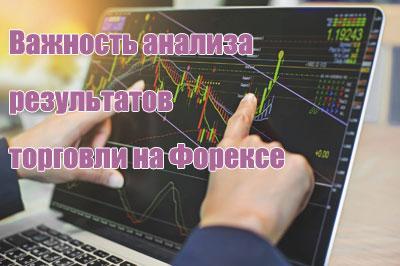 Важность анализа результатов торговли на Форексе