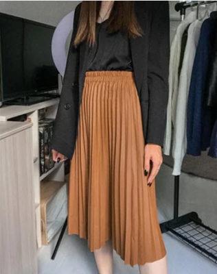 длинная юбка али